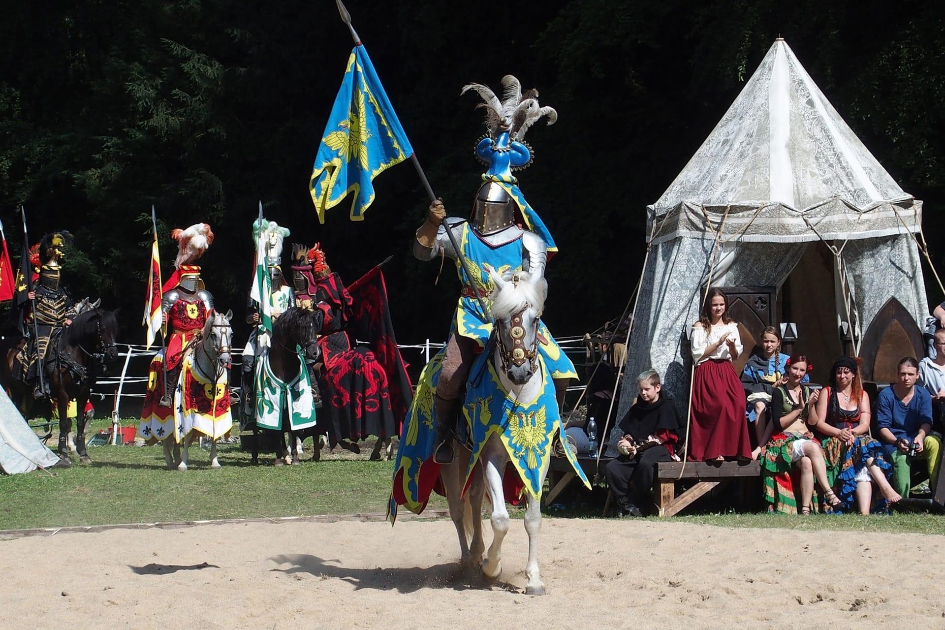 Medeltidsveckan på Gotland