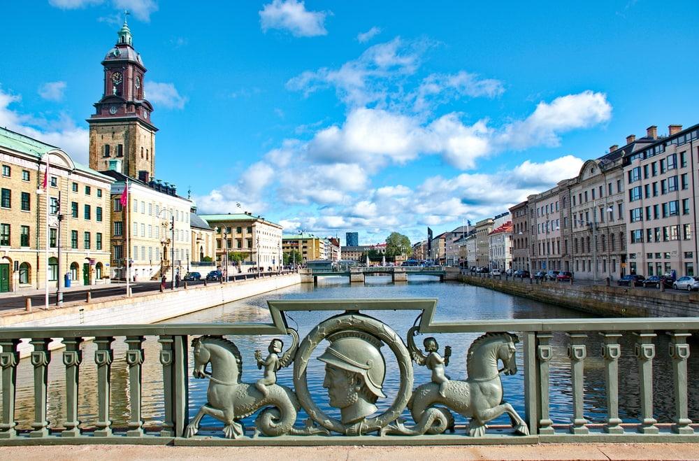 Göteborg-weekend