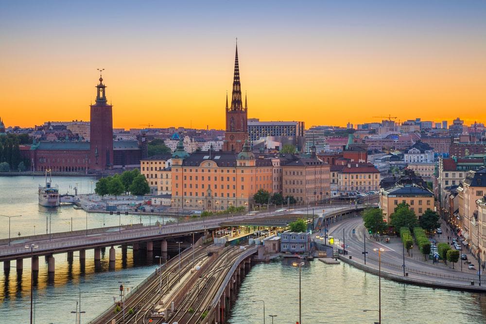 Stockholm-weekend
