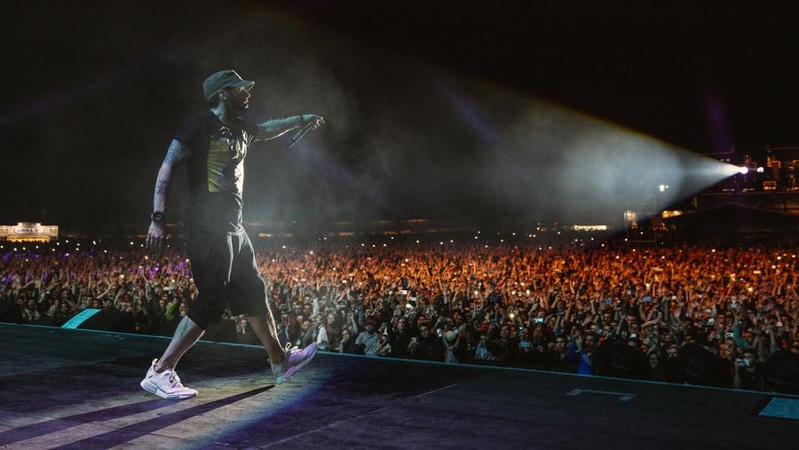 Eminem kommer till Stockholm 2018
