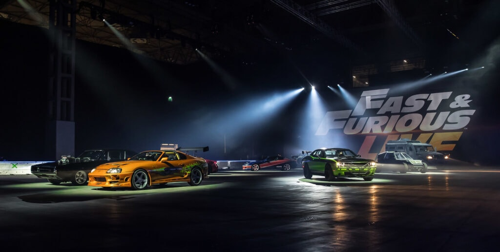 Stockholm 2018 25 - 27 maj - Fast and Furious Live