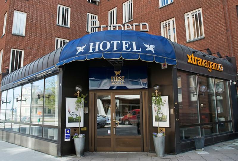 First Hotel Strand - Hotell i Sundsvall