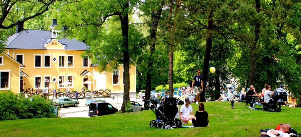 Fem bra vandrarhem i Göteborg