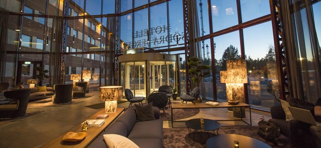 Södra Berget - Hotell i Sundsvall