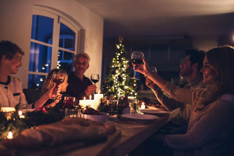 Fira jul på herrgård 2018