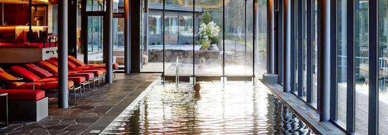 Hooks Herrgård i Småland - hotell med padelbana