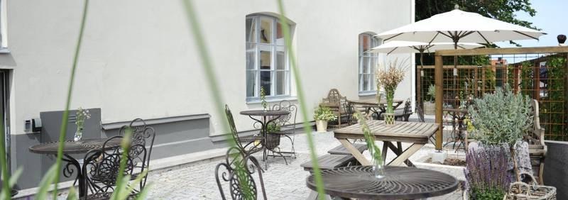 Hotell Slottbacken i Visby på Gotland