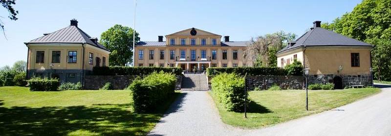 Krusenberg Herrgård i Uppsala - hotell med padelbana