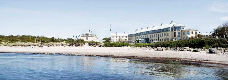 Varbergs Kusthotell i Varberg